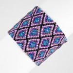 Affordable Trendy Fashionable Jewelry | Beaded Indian style weave bracelet